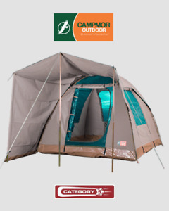 Campmor Safari Bow Canvas Tent Camping Touring 4wd Outdoor Travel