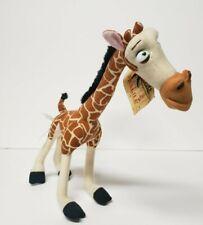 "Madagascar 12"" Melman the Giraffe Plush Nanco  Stuffed Animal 2004 With Tags!"