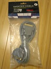 Belkin F2A046-20 IEEE 1284 Printer Cable DB25 Male/Centronics 36 Male Parallel