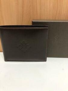 Patek Philippe Leather Wallet Gift NEW Condition with Box Rare!!!