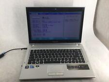 Samsung NP-Q430 Intel Core i5-M450 2.4GHz 2gb RAM Laptop Computer -CZ