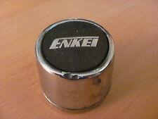 "Enkei center cap, 2 11/16 "" diameter on back, metal, (4383)"
