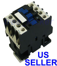 New Ac Contactor Motor Starter Relay 3 Phase Pole 18a Up To 14hp 120 240v Us