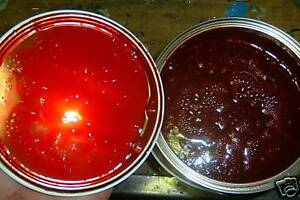 1 Lt Ready For Use RFU Candy Apple Red Basecoat  Bike Car Boat Paint Pre Thinned