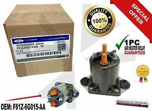 7.3L Powerstroke Diesel Genuin OEM Ford Intake Air Heater RELAY F81Z-6G015-AA🔥