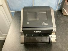 Brother p touch QL 1050 label printer Fully Tested