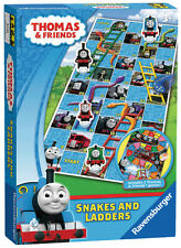 THOMAS & FRIENDS SNAKES & LADDERS GAME RAVENSBURGER