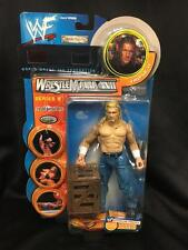 TRIPLE H wwf JAKKS WRESTLEMANIA XVII SERIES 9~incl.3-D Glasses/crate 216