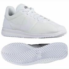 Nike Cortez Ultra 833142-101 White/White/Cool Grey Ripstop Men's Shoes Sz 10