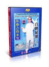 Yongchun Bai He Quan Series White Crane Spreading The Wings by Su Yinghan DVD