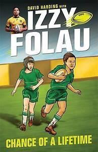 Izzy Folau 1: Chance of a Lifetime by David Harding, Israel Folau (Paperback, 20