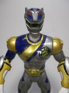 RARE 2001 BANDAI Power Rangers Wild Force Lunar Wolf Wild Force Rider Figure