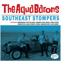 CD - The Aqua Barons, Southeast Stompers, greece, ltd 150 copies, surf music