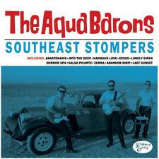 CD - The Aqua Barons, Southeast Stompers, greece, ltd 150 copies, surf music