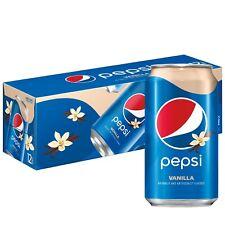 Pepsi Vanilla 12pk *FAST FREE SAME DAY SHIPPING*
