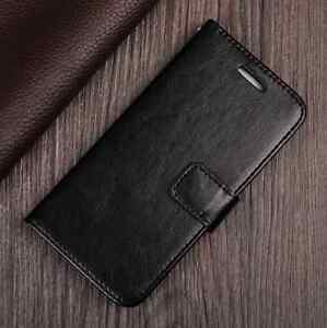 IPhone 7 wallet case black / IPhone 8 / also have brown / Uk seller