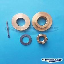 Yamaha 40 50 60hp Prop Propeller Hardware KIT Spacer,Thrust Washer Nut,Split Pin