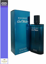 DAVIDOFF COOL WATER HOMME EDT 125 ML NATURAL SPRAY Vapo profumo uomo