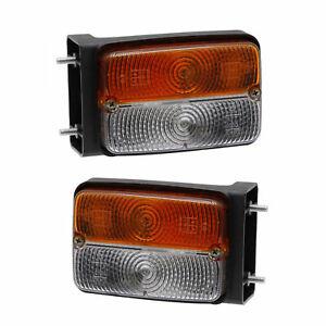 Front Combination Lamp Set for Case IH Massey Ferguson Tractors 3809602M91