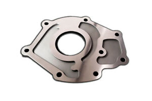Boundary BA BF FG Falcon Barra 4L Billet Oil Pump Backing Plate
