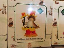 "Charming Tails ""Your Happy Spirit Blooms Through"" Dean Griff Nib."