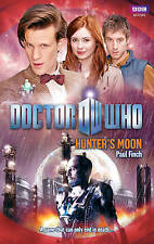 """VERY GOOD"" Doctor Who: Hunter's Moon, Finch, Paul, Book"