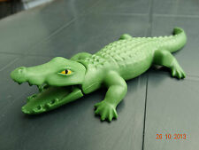 1 CROCODILE PLAYMOBIL FAUVE ANIMAUX ANIMAL SAUVAGES SAVANE FORET