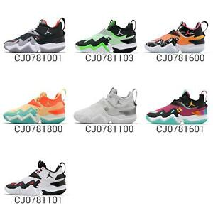 Nike Jordan Westbrook One Take PF Russell Why Not Mens Basketball Shoes Pick 1