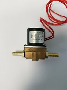 36VAC GAS SOLENOID TO SUIT MIG AND TIG WELDERS, AND PLASMA CUTTERS.