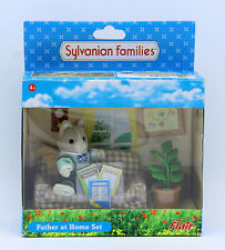 Sylvanian Families  Calico Critters Father at Home - New in Box