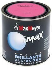 Max Meyer Imax Smalto Brillante All'Acqua 125ml ferro-legno-muro Inodore Pittura