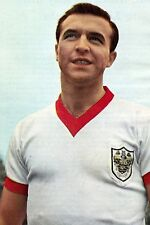 Football Photo>JIMMY ARMFIELD Blackpool