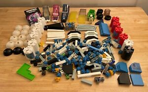 Fisher Price CONSTRUX Parts Lot: Outer Space/Galaxy Voyager - Building Blocks