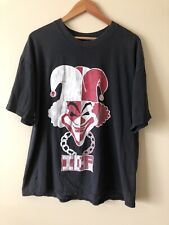ICP Carnival of Carnage T Shirt Insane Clown Posse Large Black