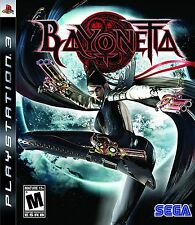 Bayonetta [PlayStation 3 PS3] Brand New
