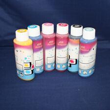 Pigment ink refill bottle for Epson XP-8500 XP-8505 XP-15000 CISS refillable