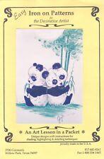 """Gayle Benet : """"PANDAS"""" #339 Painting Pattern Packet - OOPS!"""