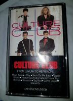 From Luxury to Heartache - Culture Club  [Cassette]