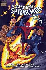 Amazing Spider-Man: 24/7 by Slott McKone Wells Waid Jimenez 2009, HC Marvel OOP