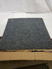 "HEUGA INTERFACEFLOR-#1215002-19.7""x19.7""-20 TILES BOX-54 SQ. FT APPROX-BLUE/GREY"