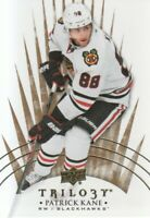 2014-15 Upper Deck Trilogy Hockey #61 Patrick Kane Chicago Blackhawks