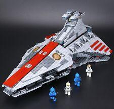 STAR WARS Venator Class Republic Attack- Lego Compatibile 8039 - Nuovo