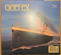 CINEFEX MAGAZINE 72 FIRST EDITION.  BRAND NEW - NOT THE REPRINT TITANIC SPECIAL
