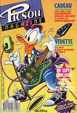 Picsou Magazine N°187 - Walt Disney - Eds. Edi-Monde - 1987
