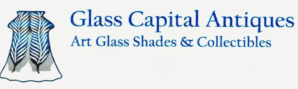 GLASS CAPITAL ANTIQUES 419-324 5883
