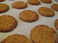 36 HOMEMADE Peanut Butter Cookies Delicious Fresh Made to Order Fast Shipping