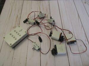 Vex Robotics Hex Bug Inline Switch Motor Lot-4