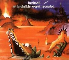KROKODIL - An Invisible World Revealed - LP 1971 Krokodil Records
