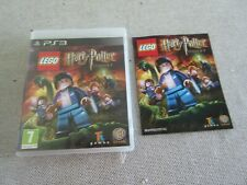 Playstation 3 PS3 Lego harry potter years 5-7 compleet