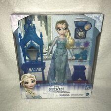 Disney Frozen Elsa and Coronation Vanity Set Hasbro New NIB